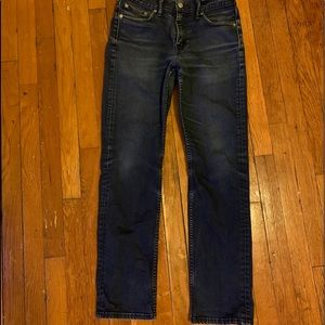 Slim fit Levi's 30x30